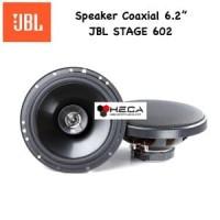 JBL STAGE 602 Speaker Coaxial Pintu Mobil 2-way 6.2 inch