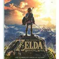 The Legend of Zelda - Breath of the Wild - Game Guide ( eBook )