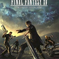 Final Fantasy XV - Game Guide ( Panduan Lengkap / HQ Scan / eBook )