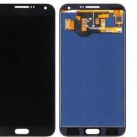 LCD SAMSUNG E7 / E700 FULLSET BLACK ORIGINAL OEM /AAA CONTRAS