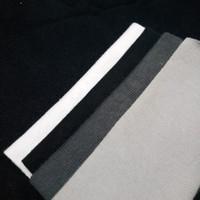 Bahan Kaos Kain (Katun) Cotton Combed 30S Warna Gelap ( Harga Kiloan )