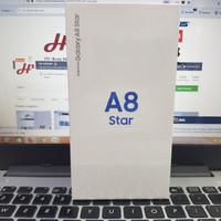 Samsung Galaxy A8 Star - RAM 4GB / ROM 64GB - Garansi Resmi