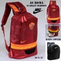 Harga promo tas sekolah pria sporty tas ransel as roma scarlet free | Pembandingharga.com