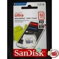 Memori Hp Microsd 32GB NON ADAPTER CLASS 10 MMC ORIGINAL Speed 48 / 80