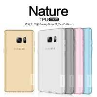 SAMSUNG Galaxy Note FE NILLKIN Nature Soft Case Softcase