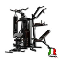 Multy Gym ( 3 Sisi ) Weightlifting Equipment With Dumbell Bench 808P