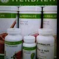 Herbalife. Paket diet 1 bulan