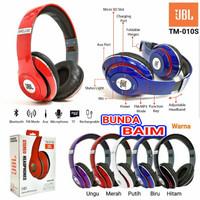 HEADPHONE JBL TM-010S / HEADSET BLUETOOTH TM010 / JBL 010S