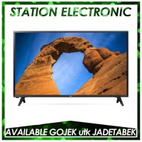 LG 32LK500 LED TV 32 Inch [2018 series/DVB-T2/DolbyAudio/USB] - GOJEK