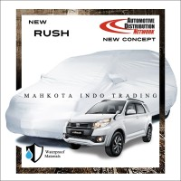 Custom Double Layer Body Cover / Sarung Mobil Toyota Rush Fit On