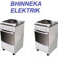 Winn Gas Freestanding Tanpa Pemantik W5050