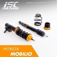 Coilover Honda Mobilio Merk ISC