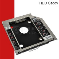 HDD Caddy SATA 3 / Second Hardisk Slot Laptop 9.7mm