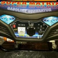 Genset Gasoline 4 Tak 1000 watt Spica ET 2200L