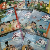 My Pals are Here English International 2nd Edition - student book only
