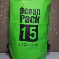 Ocean Pack - Tas Berenang/Diving/Selam -15L (Anti Air/Waterproof)