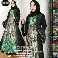 Gamis Arab Jazirah 35 / Baju Pesta Muslimah / Baju Muslim Wanita