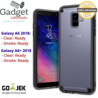 Original Ringke Rearth Fusion Case Samsung Galaxy A6 & A6 Plus 2018