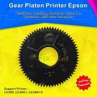 Gear Platen Printer Dot Matrix Epson LX-300 LX300 LX300+ LX300+II New
