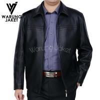 Jual Jaket Kulit Asli Garut Fashionable Formal WJ398 | GENUINE LEATHER Murah