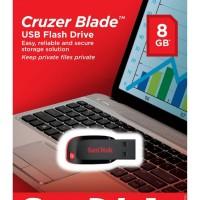 USB Flashdisk SANDISK CRUZER BLADE 8GB
