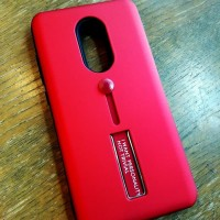 Softcase Silicone TPU Ring Standing Armor Cover Case Casing HP Nokia 3