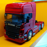Miniatur Diecast Truk Scania V8 R730 Terbaru