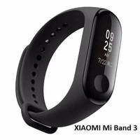 Promo Xiaomi Mi Band 3 100% Original Smart Bracelet (Warna Hitam)