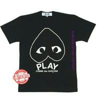 Kaos/tshirt/baju PLAY COMME DES GARCONS CASUAL
