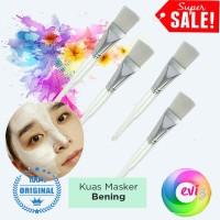 Make Up Brush - Kuas Masker Bening Transparan Good Material