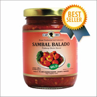 """Sambal Balado """"MILD"""""""