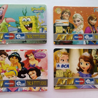 ATM Card Special Edition Frozen Holics