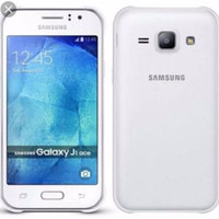 HP SAMSUNG GALAXY J1 ACE RAM 1GB ROM 8GB GARANSI SEIN - BLACK & WHITE