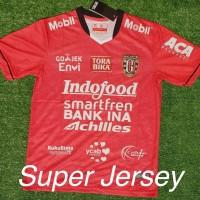 Jersey Grade Ori Bali United Home 2019