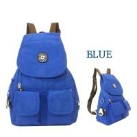 Tas Ransel Backpack Wanita Kipling 4T1G6B1 IS Bahan Parachute