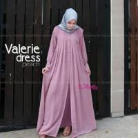 [Gamis Syari Modern] Laluna Maxy Dress Baju Muslim Wanita