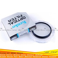 Filter UV Lensa Kamera 40.5mm Merk Kenko Utk Sony a6000 a5000 a5100