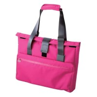 Elecom UNDRESS Tote Carrying Bag up to 16.4-inch Wide - Pink