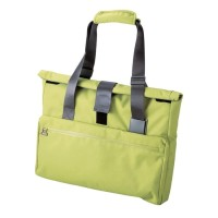 Elecom UNDRESS Tote Carrying Bag up to 16.4-inch Wide - Green