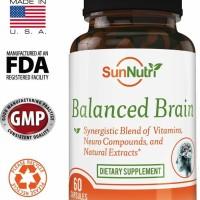 Suplement Otak Pintar Terbaik - Balanced Brain