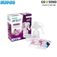Philips Avent Manual Breast Pump Natural Comfort (Pompa ASI)