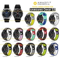 TOTOL SERIES Samsung Gear S3 Strap Gelang Band Warna 22mm Hanya Strap