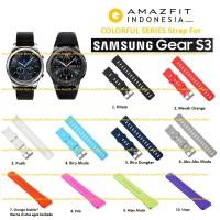 COLORFUL SERIES Samsung Gear S3 Strap 22mm Hanya Gelang Band
