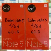 HP XIAOMI REDMI NOTE 5 PRO(XIOMI NOT 5 RAM 4/64-64GB)-GRS TAM - GOLD