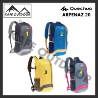 Harga tas ransel daypack dechatlon quechua arpenaz 20 liter not deuter   Hargalu.com