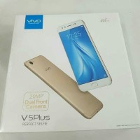 HP VIVO V5+ PLUS 4GB-64GB 4G LTE NEW GARANSI RESMI MURAH