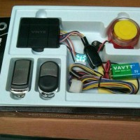 BETS QUALITY Alarm motor Remote VINYX - Tanpa relay Good Quality
