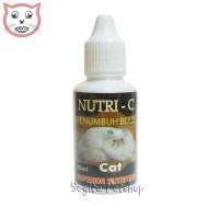 Vitamin Penumbuh Bulu Kucing Nutri-C