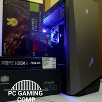 PC RAKITAN GAMING HIGH END i7 8700 REQ AGAN ZAKY