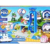 Harga mainan mobil mobilan robocar poli parking lot xz | antitipu.com